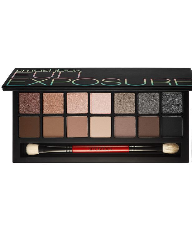 Review: Smashbox Full Exposure Eye Shadow Pallete workshop, Smashbox Full Exposure