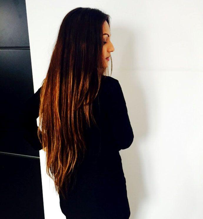 3 sleek straight hair tricks