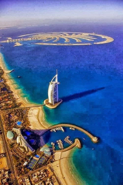 5 hotspots in Dubai