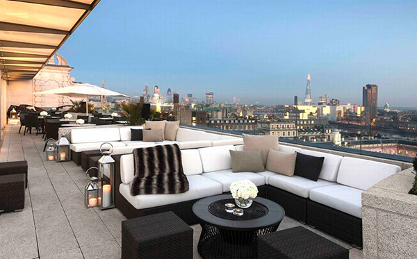 The most beautiful rooftop bars in the world, Radio London