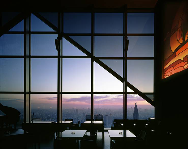 The most beautiful rooftop bars in the world, park hyatt tokyo-bar