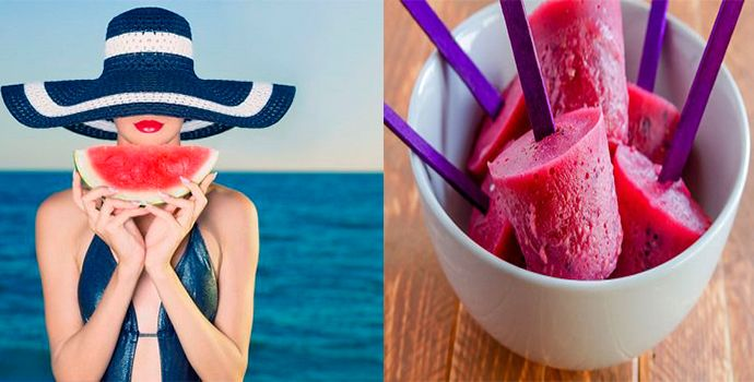 7 foods to stay hydrated this summer