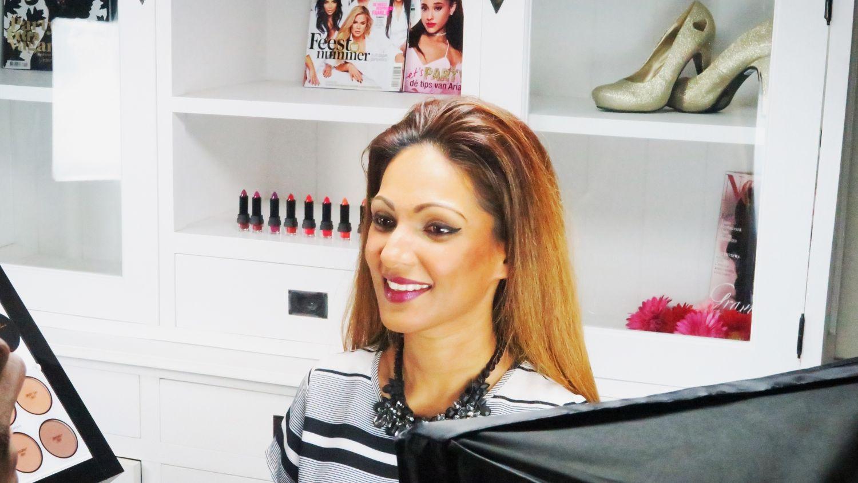 MiMax make-up voor getinte en donkere vrouwen, Radha Ghiraw, Anna-Radha Ghiraw