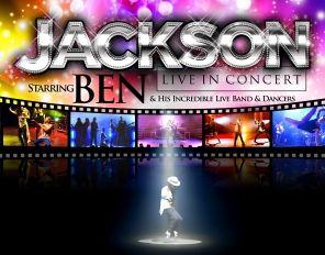 Jackson live in concert: koop nu tickets met 50% korting