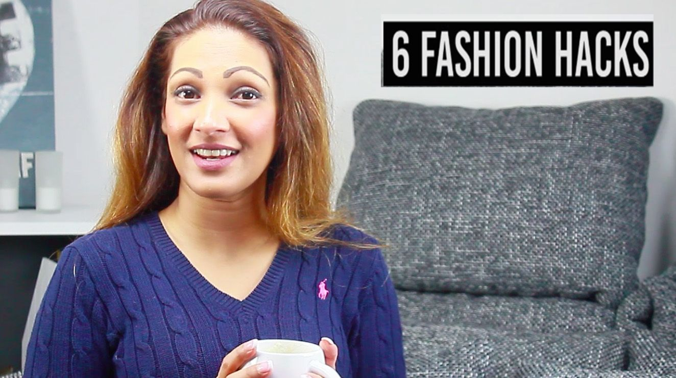 6 handige fashion hacks