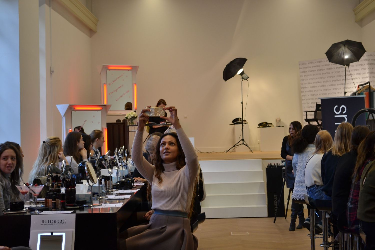 smashbox-influencers-makeup-event-benelux-8