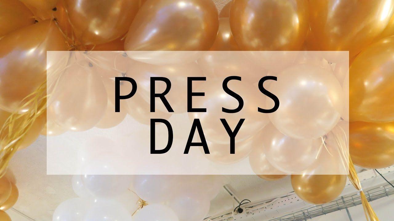 Press day Mooi PR   Anna Radha