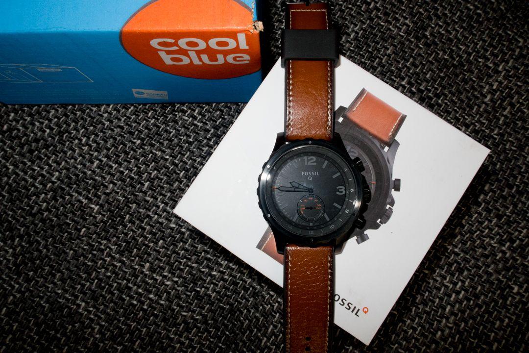Smartwatch en een prachtig horloge? Hello Fossil Hybrid