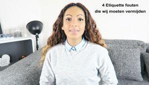 4 Etiquette fouten die je moet vermijden, Anna Radha Ghiraw, fashion en lifestyle blogger
