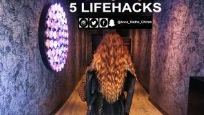 5 lifehacks, life hacks, lifehacks