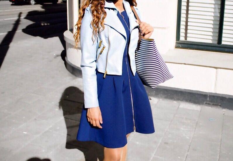 Blue in my mind, Anna radha Ghiraw,