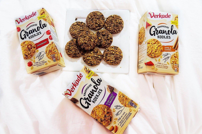 De koude wintermaanden door met nieuwe Verkade Granola koekjes, 4