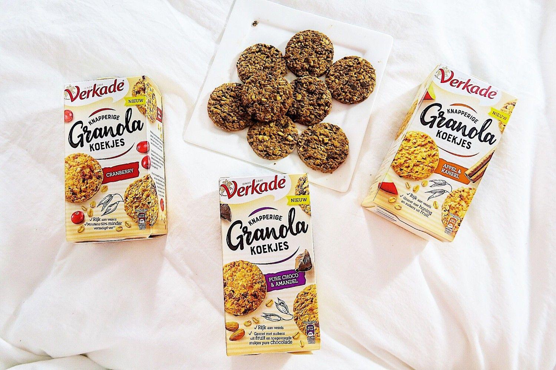 De koude wintermaanden door met nieuwe Verkade Granola koekjes, 5